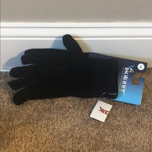 NWT Isotoner insulated fleece gloves